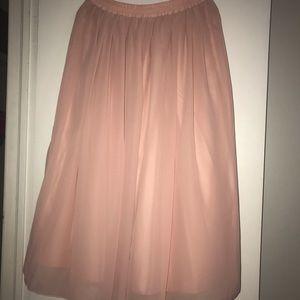 Dresses & Skirts - Chiffon Skirt